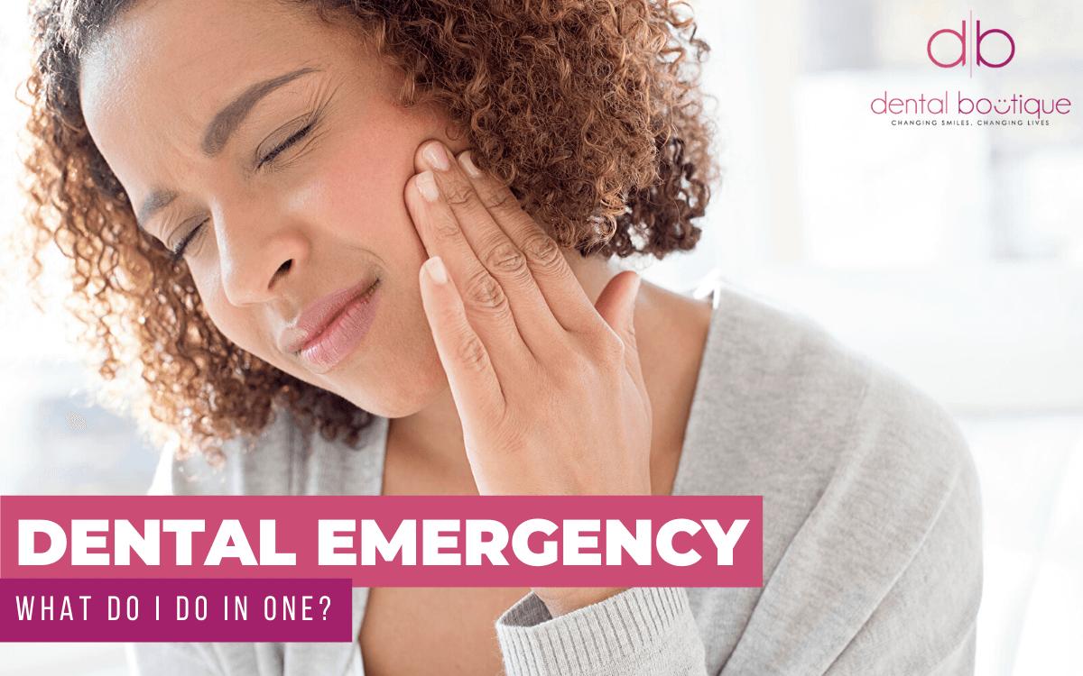 Dental Boutique Dental Emergency 1